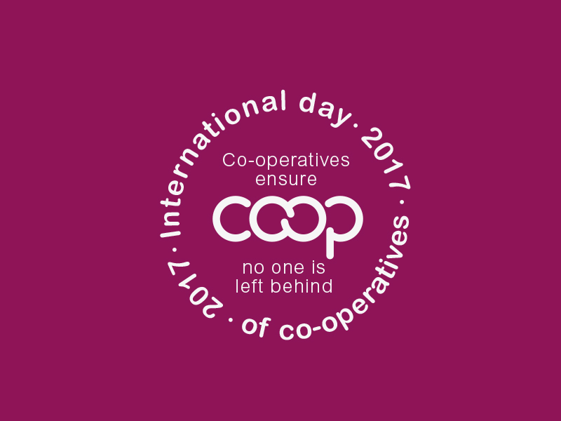 The 2017 International Day of Cooperatives