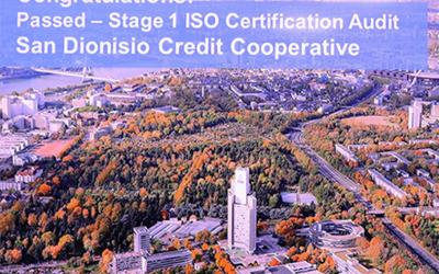 Congratulations San Dionisio Credit Cooperative