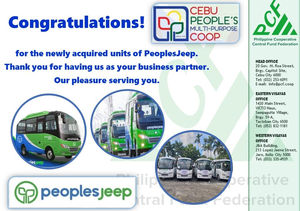 Cebu People's MPC Financing Partnership