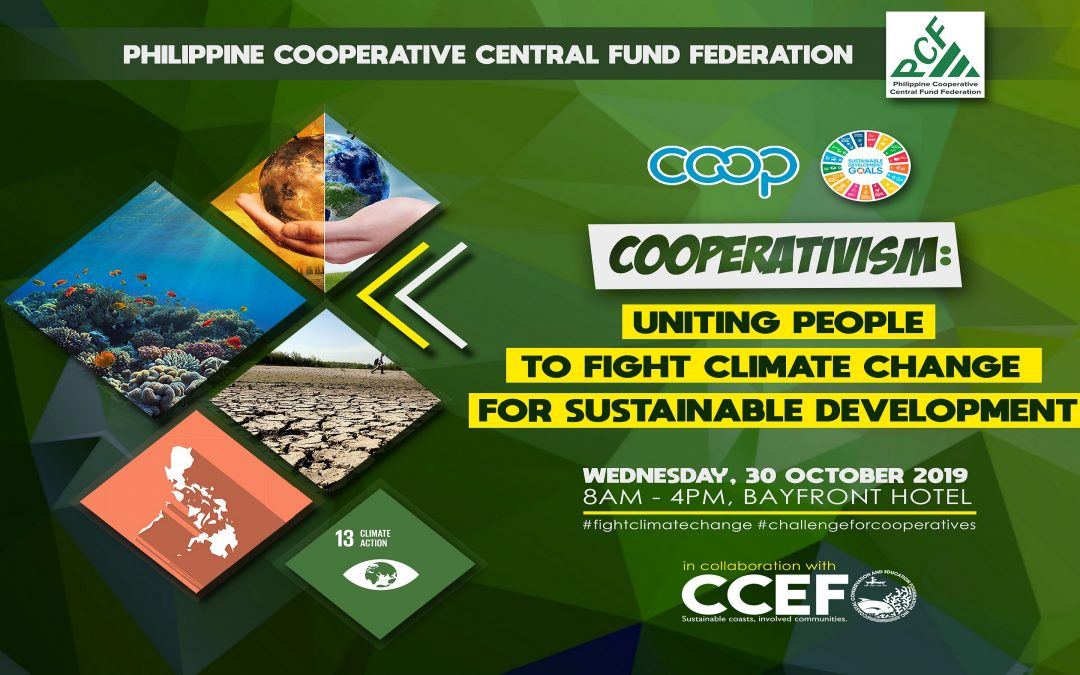 """Cooperativism: Uniting People to Fight Climate Change for Sustainable Development"""