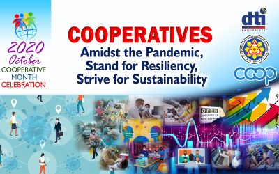 We are one with You in Celebrating the Cooperative Month.